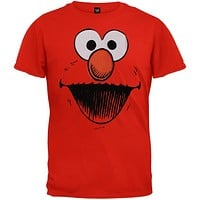 Sesame Street - Elmo Face Youth Costume T-Shirt