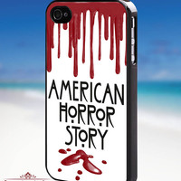 American Horror story - iPhone 4/4s/5/5s/5c Case - Samsung Galaxy S3/S4 - Blackberry z10 Case - Black or White