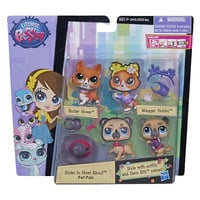 Littlest Pet Shop Styles To Howl About Pet Pair