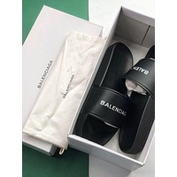 Balenciaga Summer beach sandals and slippers-2