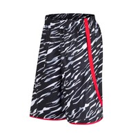 Camouflage Print Basketball Shorts Men Running Training Game Fitness Gym Breathable Quick Dry Loose Tennis Boxing Sport Shorts