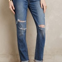 Paige Jimmy Jimmy Jeans in Brady Destructed Size: