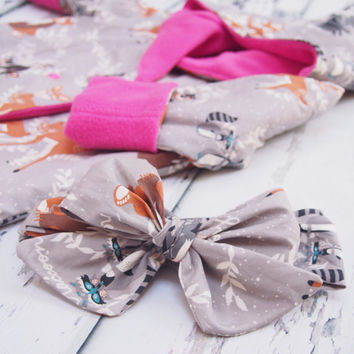 Big Bow Headband ,  Bow Headwrap , Baby Headband , Girls accessories , Ladies Bow Headband , Toddler Headwrap , Girls Clothing , Knotted Bow
