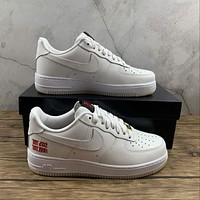 Morechoice Tuhz Nike Air Force 1 07 Lv8 Low Sneakers Casual Skaet Shoes Cl8862-300