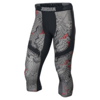 Jordan AJ Stay Cool Compression Graphic Men's Training Tights, by Nike