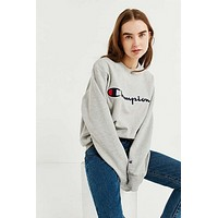 '' Champion ''Fashion Casual Women Men Pullover Long Sleeve Round Neck Sweater G