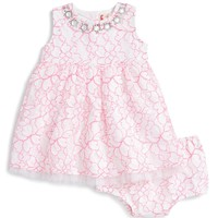 Ruby & Bloom Lace Dress (Baby Girls) | Nordstrom