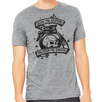 Give Me Coffee Or Give Me Death Shirt