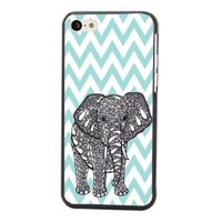 VAV cleaning cloth + New Fashion Colorful Hard Shell Back Pattern Snap On Back Case Cover Skin for Apple iPhone 5C