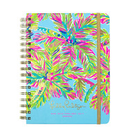 2016-2017 Lilly Pulitzer 17 Month Large Agenda - ISLAND TIME - Ryan's Daughters
