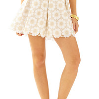 Harlie Pleated Pouf Skirt - Lilly Pulitzer
