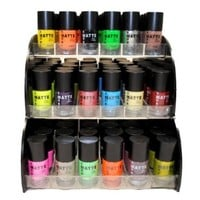 Matte Style 16 Piece Color Nail Lacquer Combo Set + 6 Sets of Fruit Scented Nail Polish Remover:Amazon:Beauty