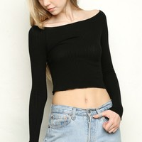 KAITLYN KNIT TOP