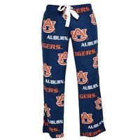 Auburn Tigers Facade Ladies Micro Fleece Pants