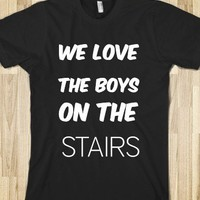 Boys On The Stairs