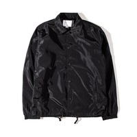 Chelsea Turn Down Collar Windbreaker