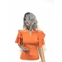 Grey ombré lace front wig - Levels of love