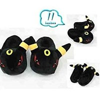 Pokemon Umbreon Plush Slipper