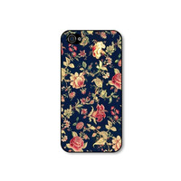 iphone 4 case - Vintage Embroidery Floral