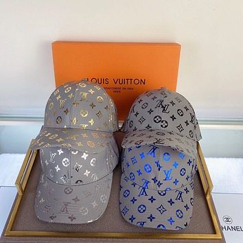 Louis Vuitton LV baseball hat