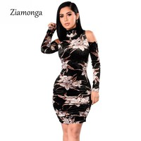 Vestidos Femininas Floral Printed Bodycon Bandage Dress Elegant Party Pencil Midi Dress Vintage Casual Dress Sexy Velvet Dress