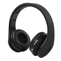 Professional BT Wireless Headphones Foldable Gaming Headset Over Ear HiFi Bass Stereo Headphone With Mic For PS4 Console