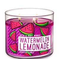 WATERMELON LEMONADE3-Wick Candle