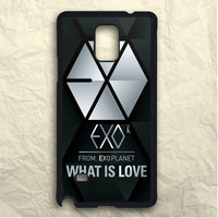 Exo Planet Samsung Galaxy Note 3 Case