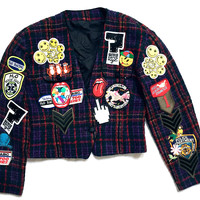 Patched^ Blazin Jacket <3