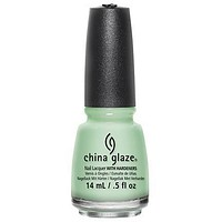 China Glaze - Re-Fresh Mint 0.5 oz - #80937