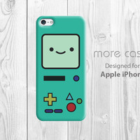 Adventure time Beemo iPhone 5S Case, Adventure time bmo iPhone 5C Case, iPhone 5 Case, iPhone 4 Case, designed for iphone 4/ 4s / 5 / 5C /5S