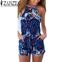 Fashion Rompers Summer Women