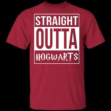 Harry Potter Straight Outta Hogwarts T-Shirt