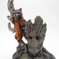 Kotobukiya Marvel Guardians of The Galaxy Rocket Raccoon Artfx+ Statue