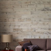 STIKWOOD ADHESIVE WOOD PANELING (20'SQ. SET)