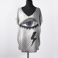 EVILE EYE TUNIC