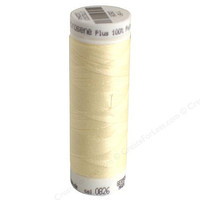 Sewing Thread, Mettler 826, Ivory Sewing Thread, Machine Sewing Thread, All Purpose Thread