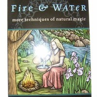 Earth, Air, Fire & Water - More Techniques of Natural Magic by Scott Cunningham at Every Witch Way Online Shop