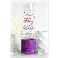 Fairy Godmother Water Bottle
