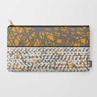 sunce Carry-All Pouch by Trebam | Society6