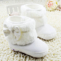 newborn-0-18months-baby-girls-white-bowknot-crib-shoes-toddler-soft-warm-snow-boots-first-walkers BBL