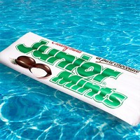 Giant Box of Junior Mints Candy Pool Float