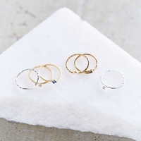 Age Of Bronze Ring Set - Urban Outfitters