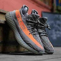 Unique Running Outdoor Yeezy Boost Sneakers Breathable Athletic Sports Shoes