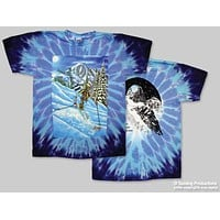 Grateful Dead Powderman Tie Dye T-Shirt