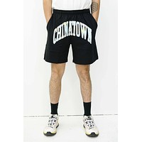 Globe Arc 2.0 Sweat-shorts in Black