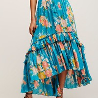 Free People Jagger Maxi Skirt