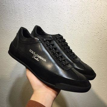 Dolce&Gabbana Fashion Casual Sneakers Sport Shoes-22