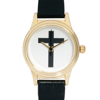 ASOS Cross Strap Watch at asos.com