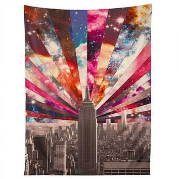 Bianca Green Superstar New York Tapestry